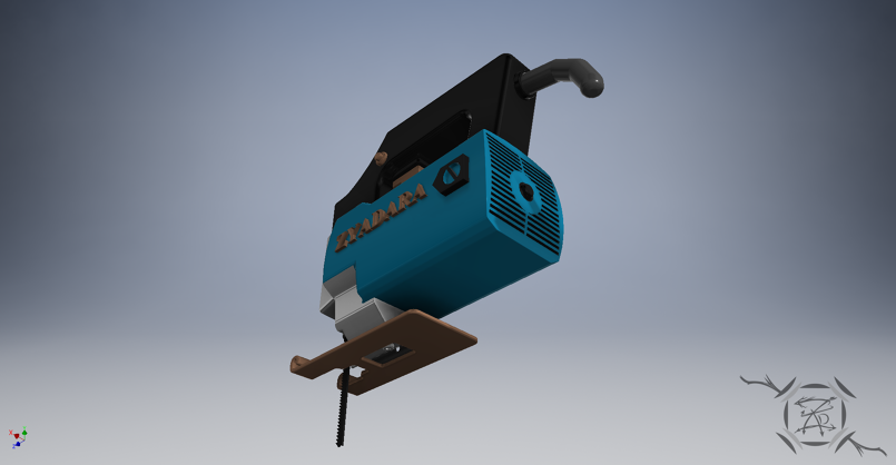 Jigsaw - منشار يدوي كهربائي