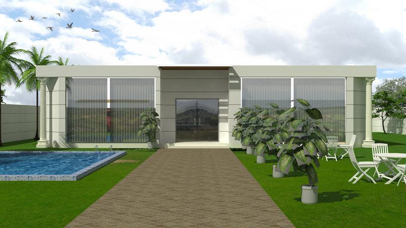 Villa Render For KSA Client