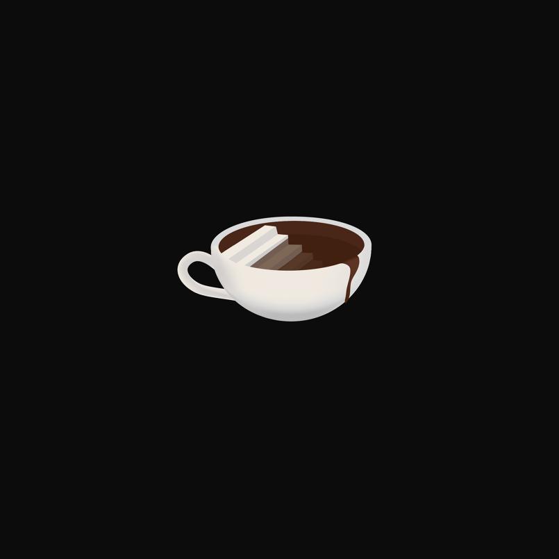 coffee logo concept