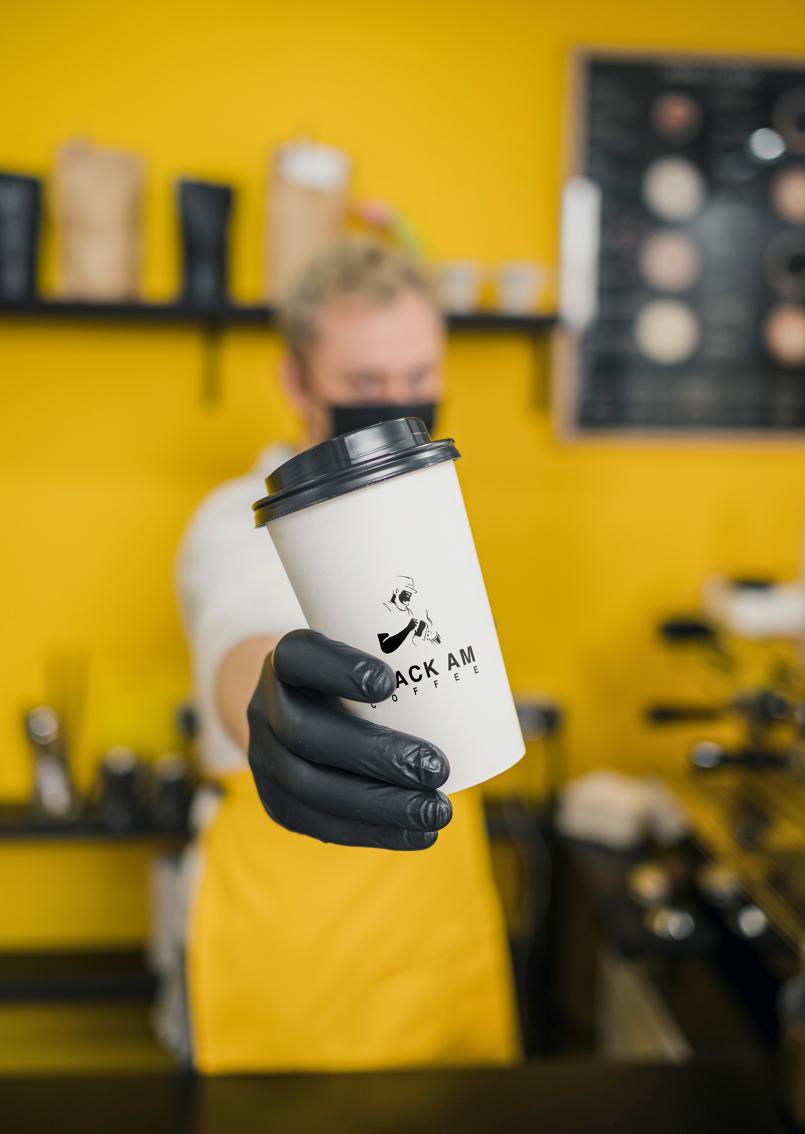 Black AM Coffee