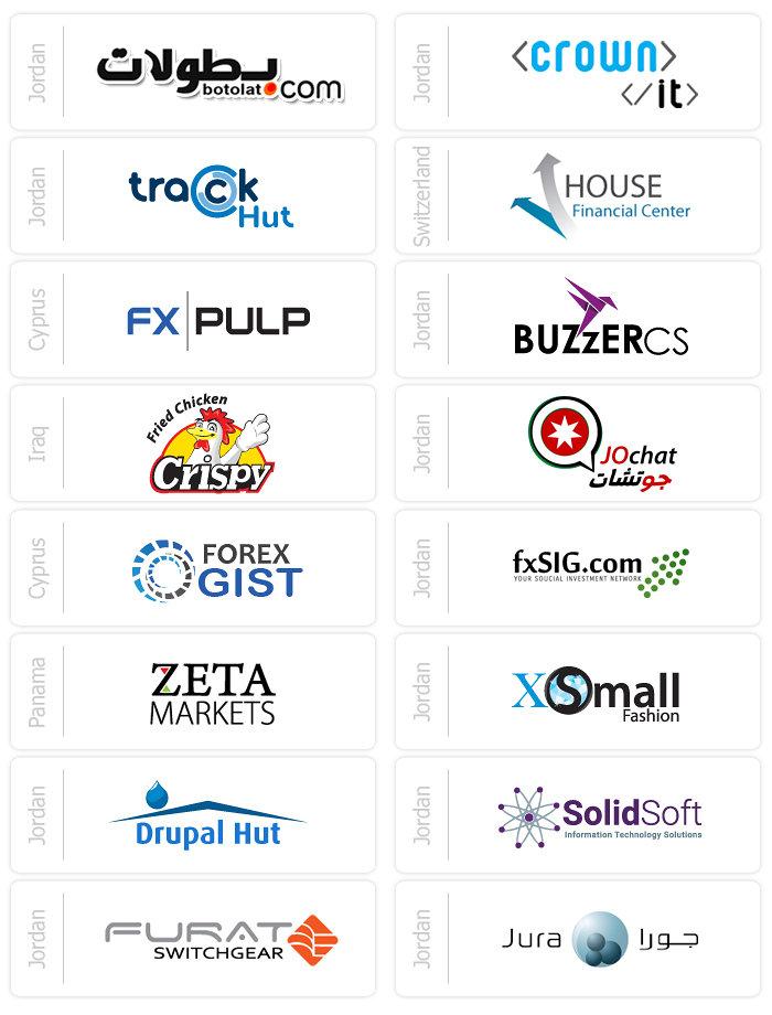 Logos - شعارات