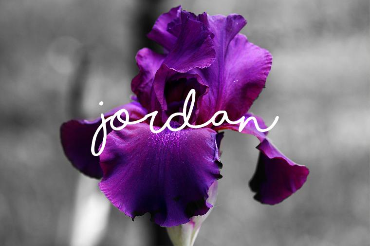 Jordan Flower
