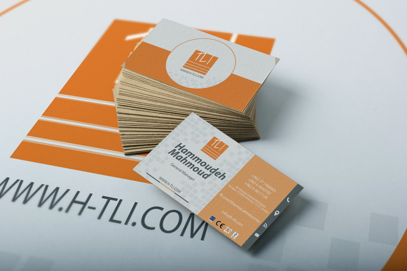 TLI business card