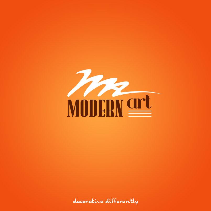 modern art- decortion