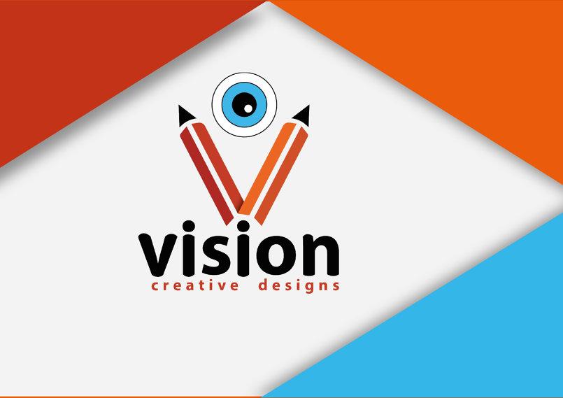 VISION creativ designs Logo