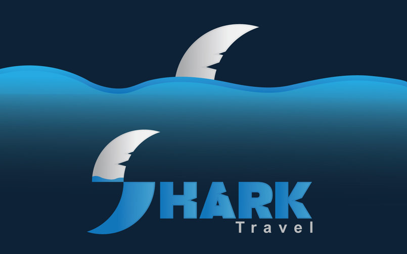 Shark travel