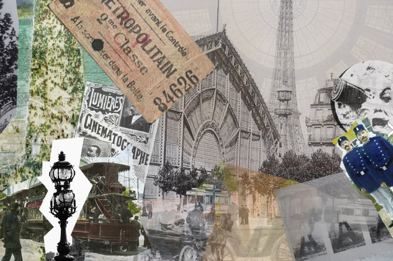 Collage: Exposition Universelle