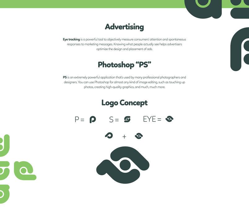 Photoshop Advertising Identity