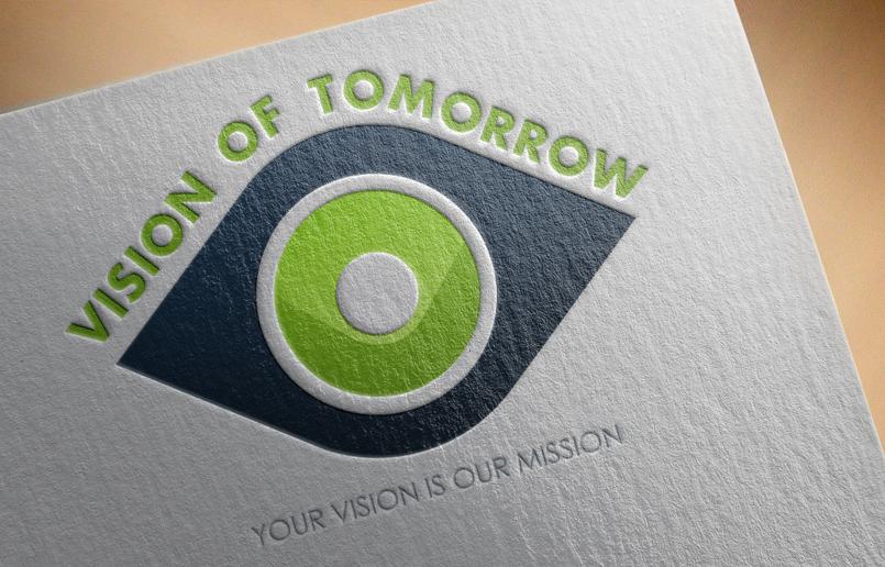 شعار VISION OF TOMORROW