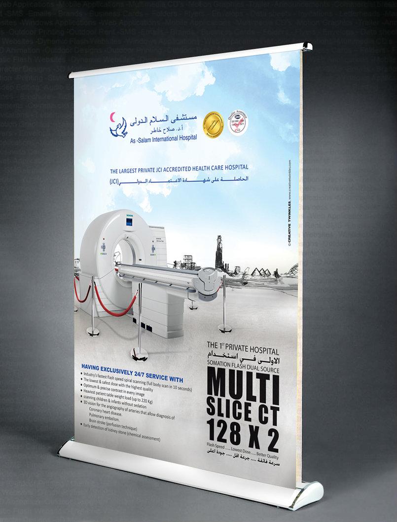 Multo Slice CT Machine