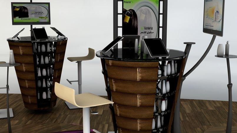 Bayaer Booth 3D