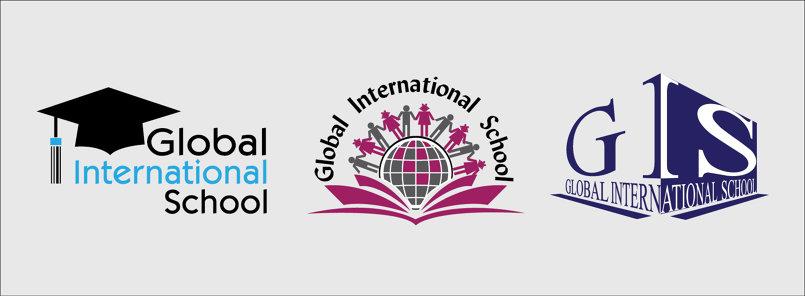 Global International School Logos