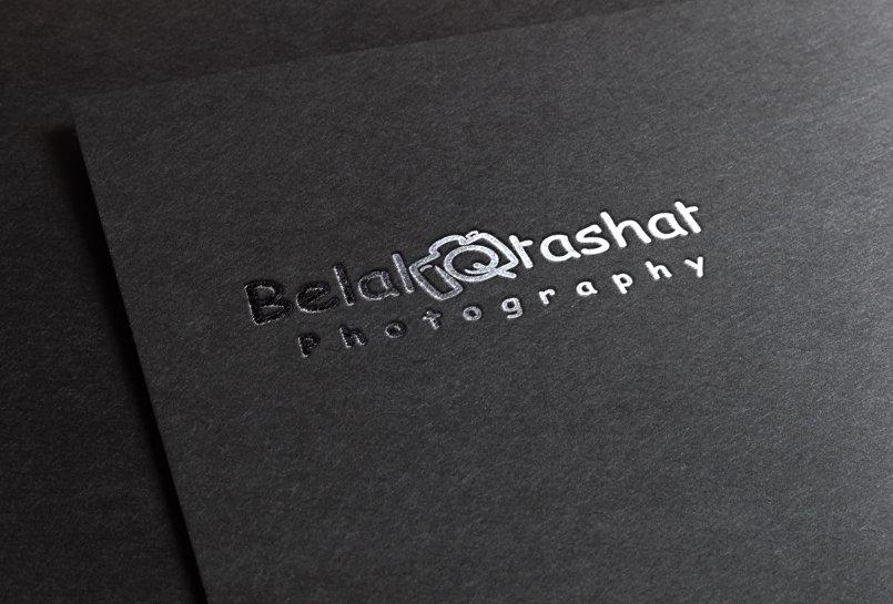 شعار المصور بلال قطيشات