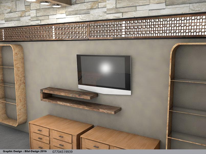 مشروع مكتب 3D