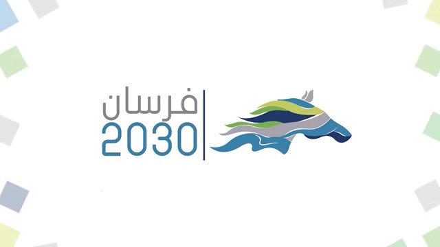 تنفيذ انفوجرافيك فرسان 2030