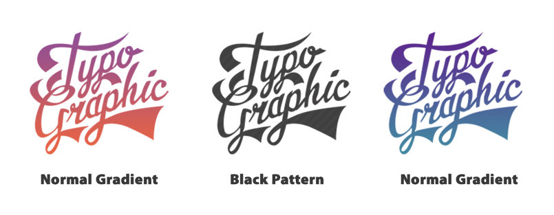 Typographic Variations