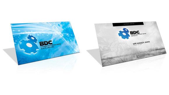 BDC card