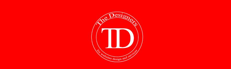 موقع شركة The Designers