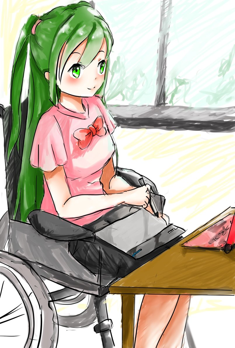 رسم انمي anime
