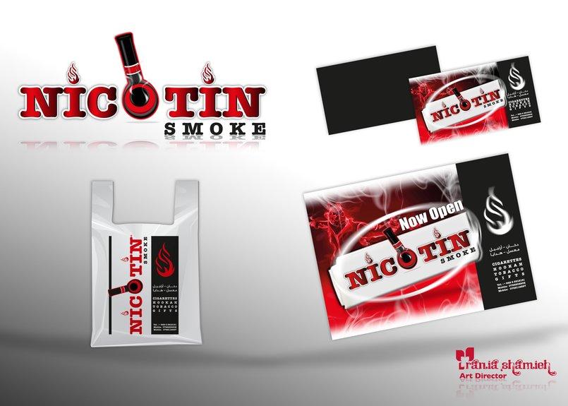 Nicotine Smoke