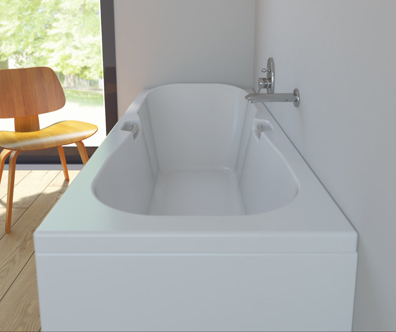 Luna Bathtub