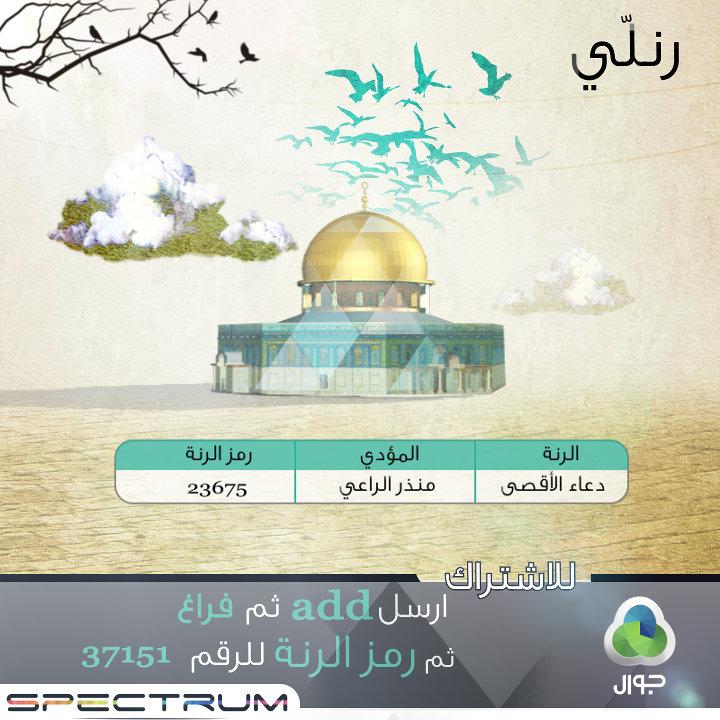 دعاء الأقصلاى لجوال فلسطين