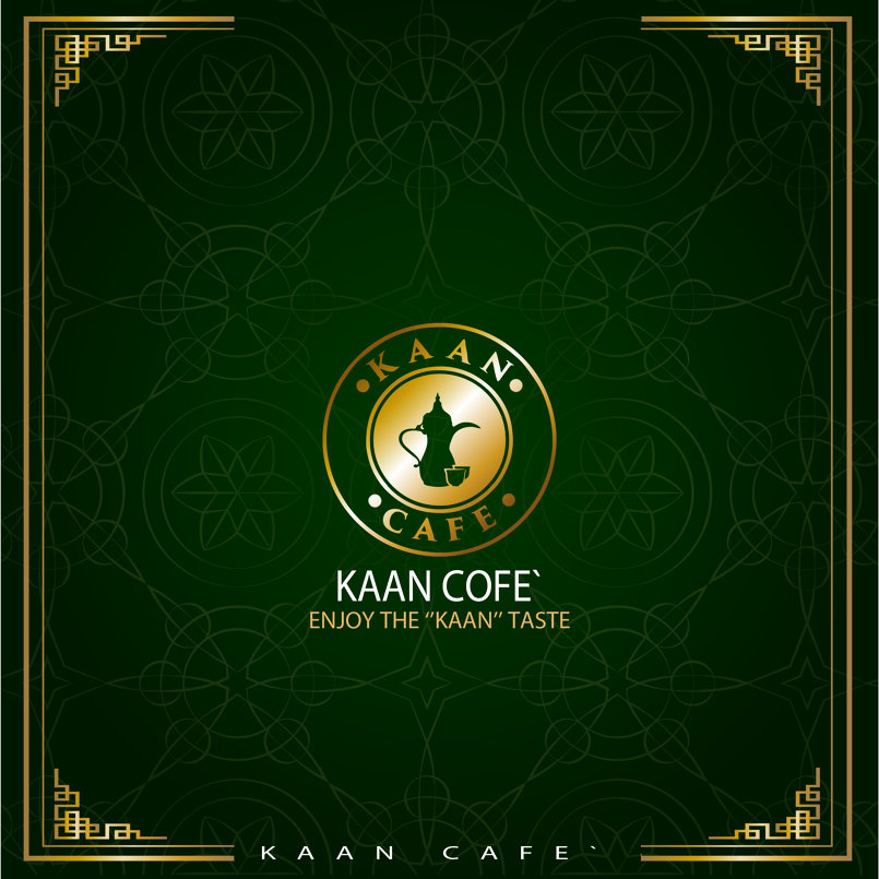 Kaan Cafe` menu