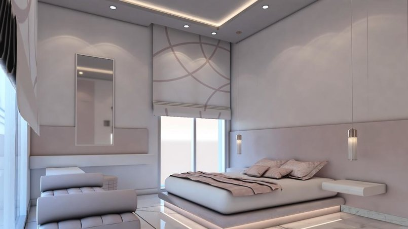 ديكور غرفة نوم