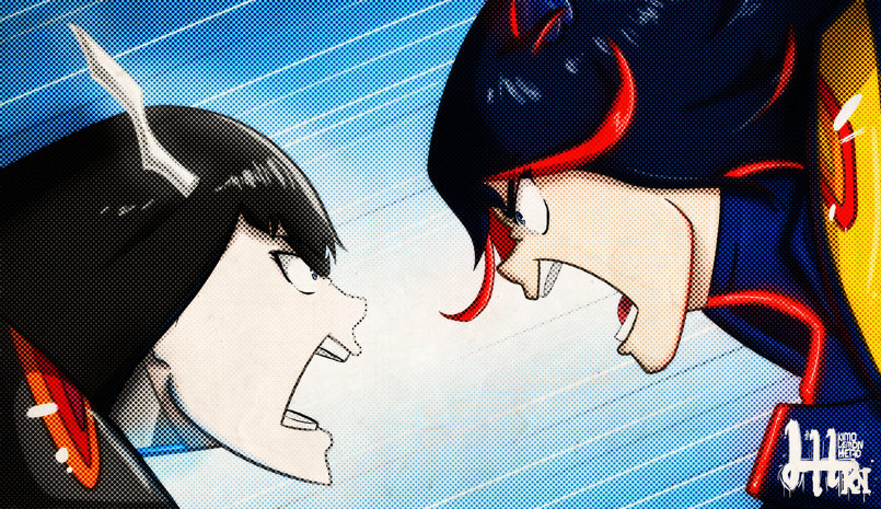 KILL la KILL Fan Art