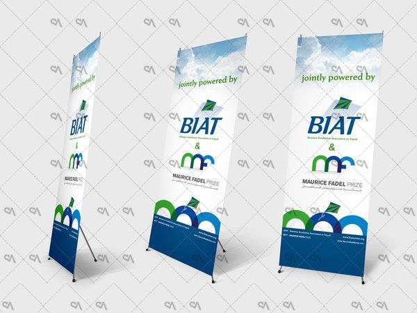 BIAT brochures theme