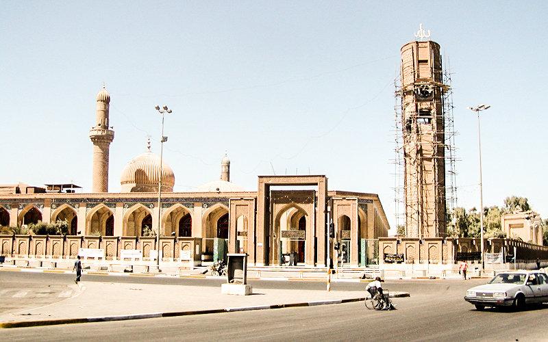 جامع أبو حنيفة النعمان