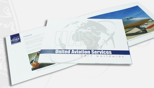 United Aviation Services Brochure