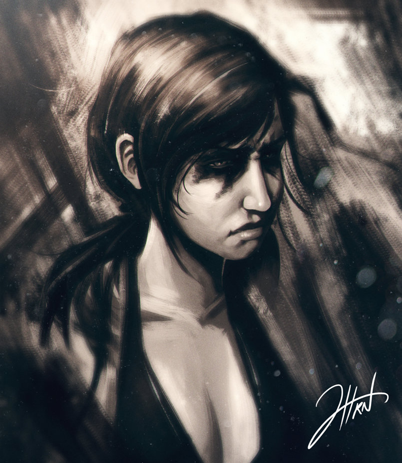 Quiet MGSV Fan Art