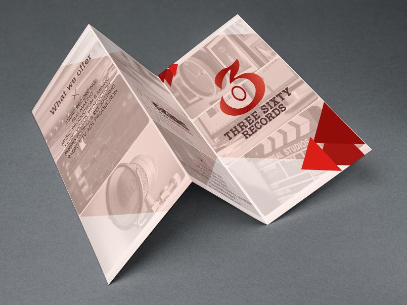 design Tri fold