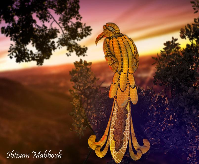 الطائر الذهبي