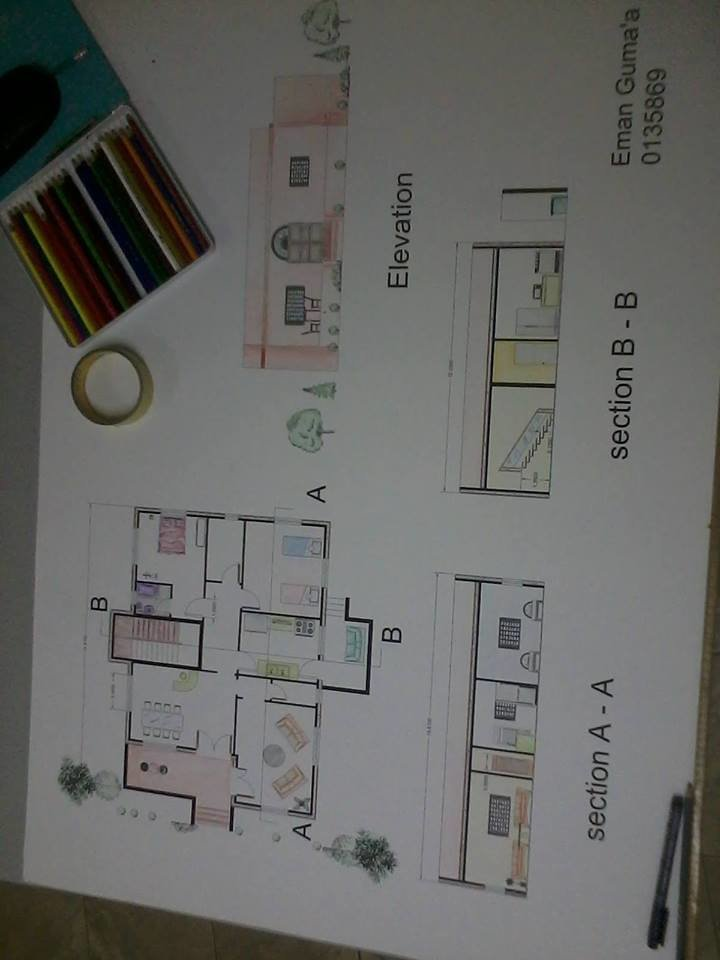 My Design of a house