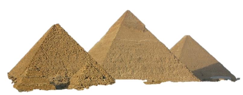 Pyramids Manipulation