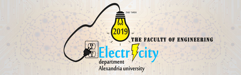 Alexandria University, Faculty of engineering, Electricity Department