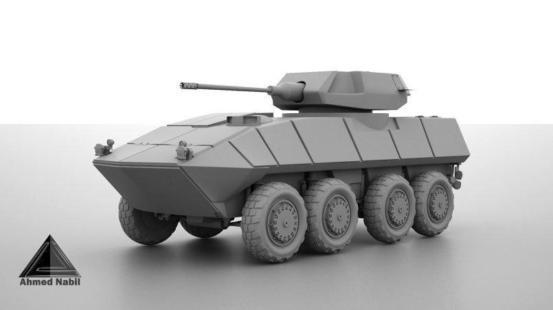 Modeling LAV 25