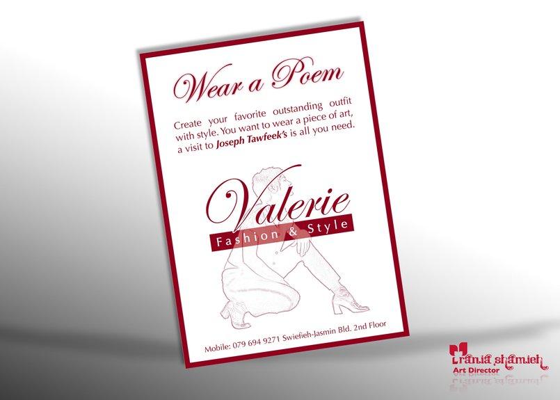 Valerie Fashion & Style