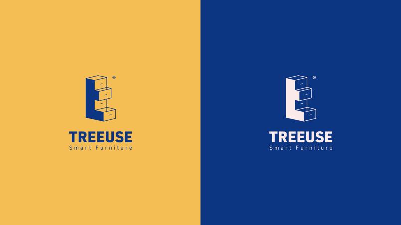 TREEUSE   Logo Design
