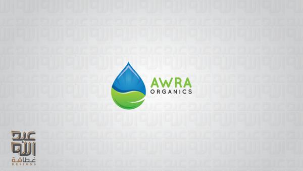 Awra organics logo