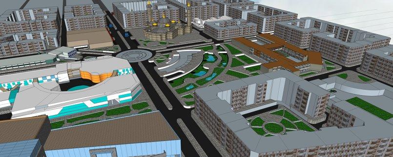 projet urbain