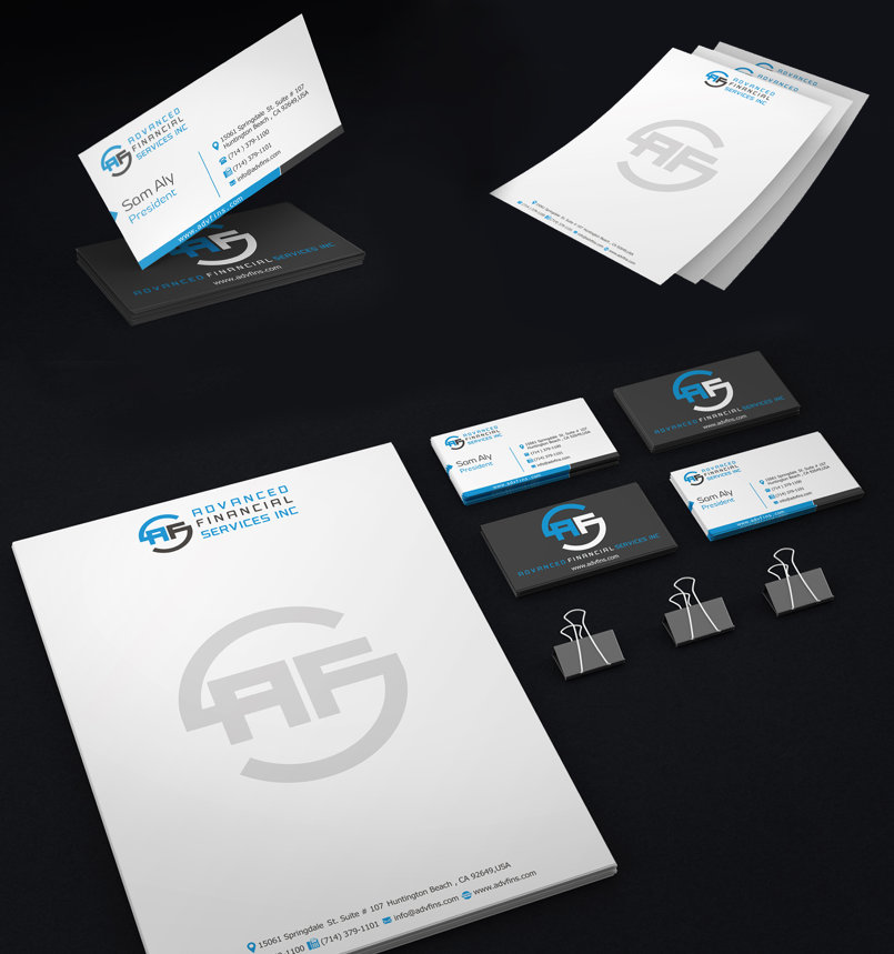 Advanced Financial Services Branding Proposal