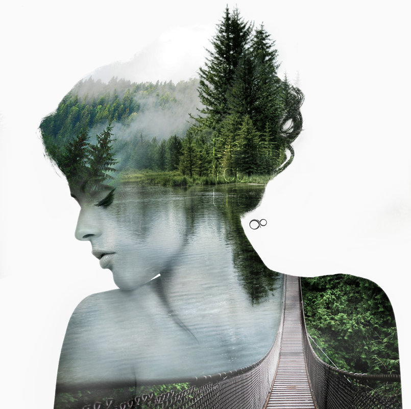 Double Exposure I