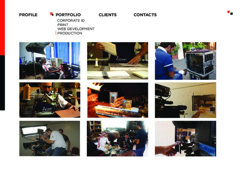 CreaPix Company Profile