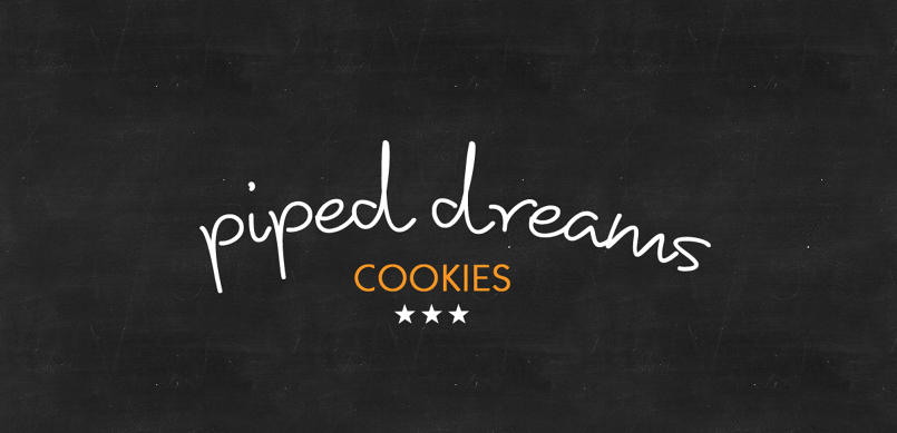 Cookie shop logo design