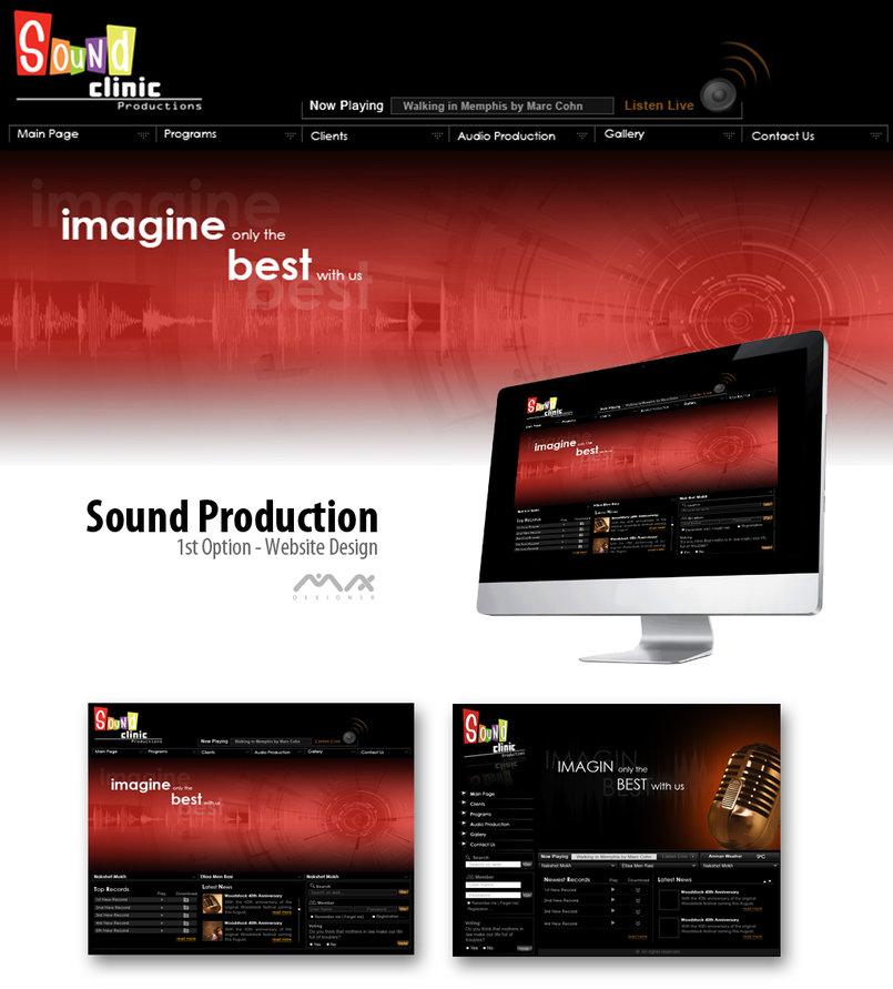 My Web Design..