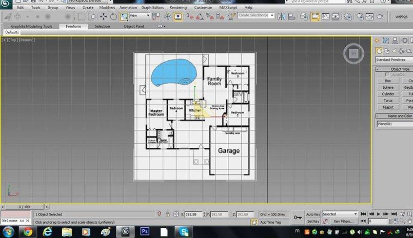 plan 2d 3d