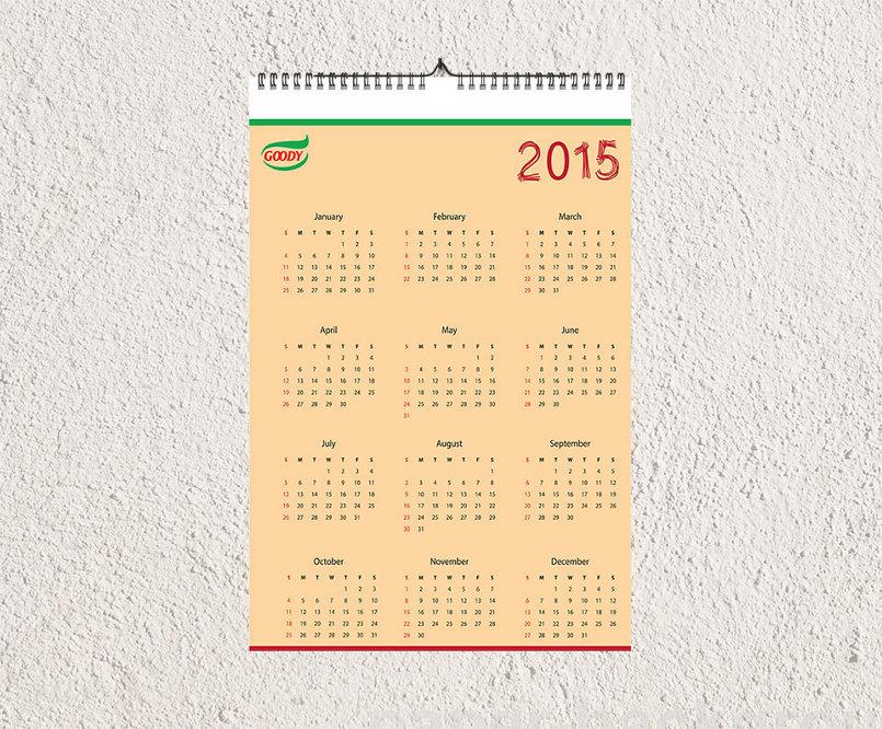 cover calendar